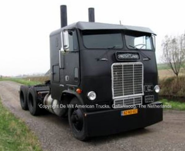 1980 freightliner coe for sale