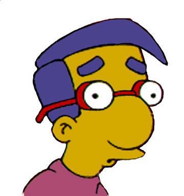 Milhouse homer simpson - Bart et milhouse ...