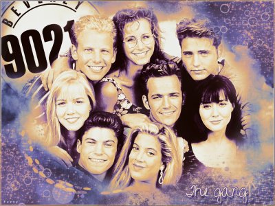 Beverly Hills 90210 (1990) saison 9 en français